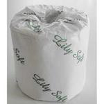 Toilet Tissue Bulk, 2-ply white #500