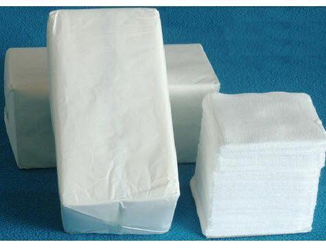 """Dukal Gauze Sponges, 4""""x 4"""" 8-ply, Non-Sterile 8509"""