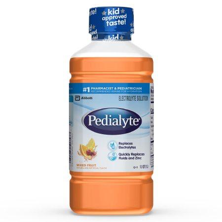 Pedialyte Electrolyte, Mixed Fruit 1 Liter - 00365