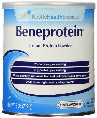 Beneprotein - Instant Protein Powder, 8 oz. canister - 28410000