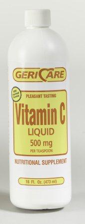 Vitamin C Supplement Geri-Care Ascorbic Acid