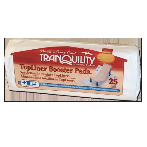 Tranquility Booster Pad Topliner, 14x4, 10.9oz 2070