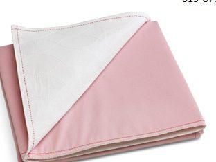 Underpad Pink Reusable 34x36 Cotton/Poly 8oz, UP3436IB