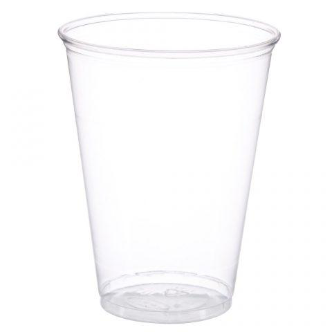 Cups, Clear Plastic, 5 oz