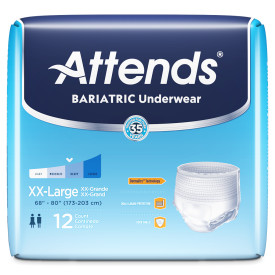 AU50 - Attends Bariatric Underwear, XX-Large